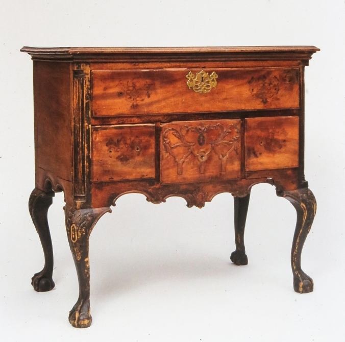 Dressing table Philadelphia, c. 1770