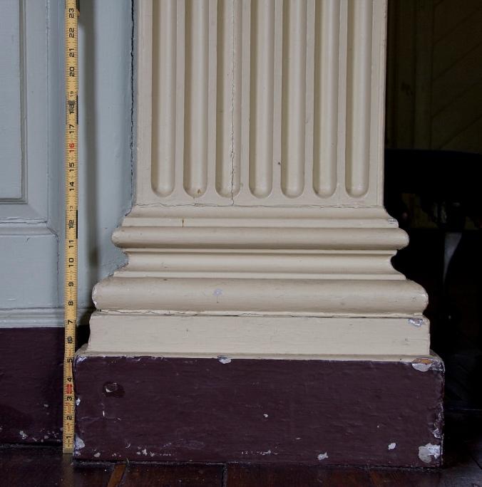 Doric pilaster