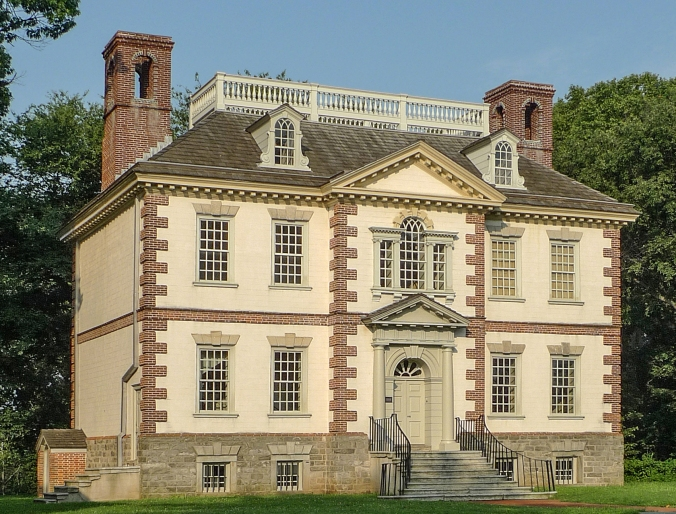 East Front